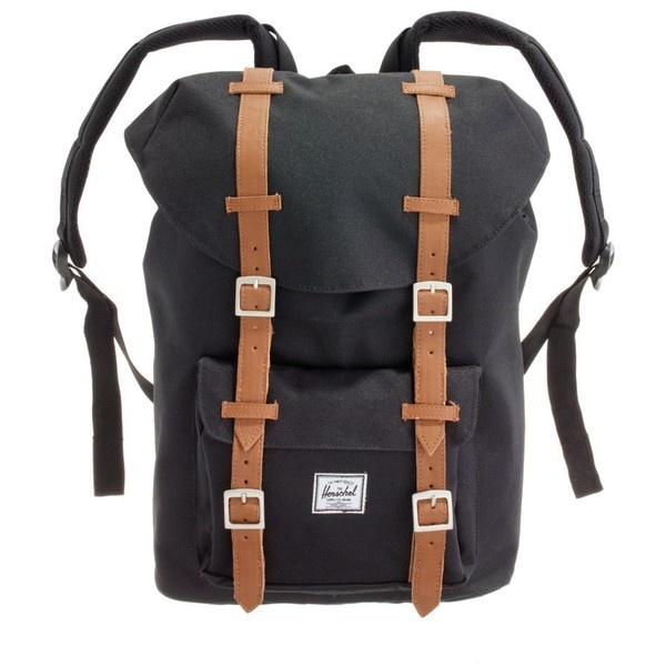 Madewell MADEWELL Herschel Supply Company® Little America Backpack ($85) ❤ liked on Polyvore