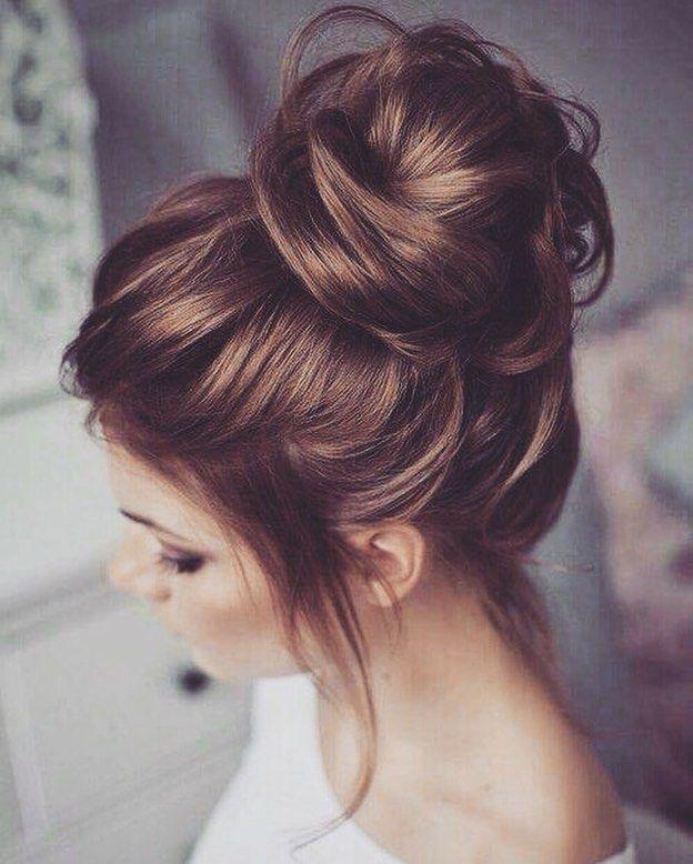 Inspiração da noite!! Coque lindo super despojado estou apaixonada por ele!! #hair #penteado #beauty