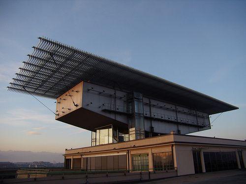Lo Scrigno: Fondazione Pinacoteca Giovanni e Marella Agnelli - Torino #architettura