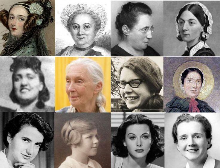 Especial mujeres en la historia de la Ciencia en La mecánica del caracol