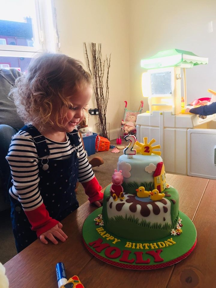 200 Little Girl Birthday Cakes Ideas Pinterest