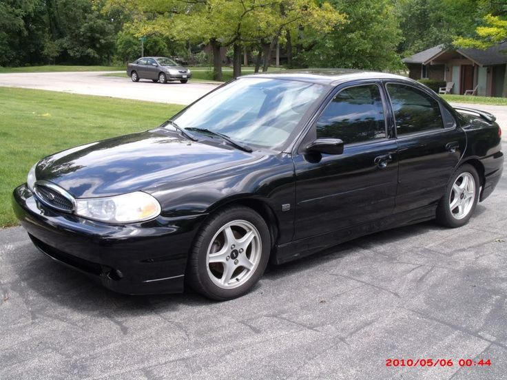 2000 Ford SVT Contour -   Ford Contour Review  Research New & Used Ford…