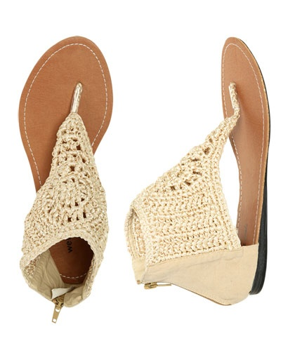 i've always wanted a pair of these. cute with shorts.