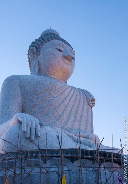 Big Buddha Phuket Thaimaa