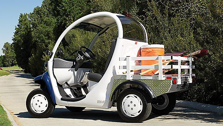 GEM eS Electric Utility Vehicle | Gem cars, Utility ...
