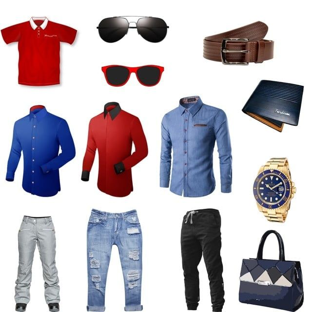 Fashion Clothes Collection For Men Graphic Png Image Clothes Clipart Fashion Clothes Png Transparent Clipart Image And Psd File For Free Download In 2021 Gym Outfit Men Clothes Illustration Mens Outfits
