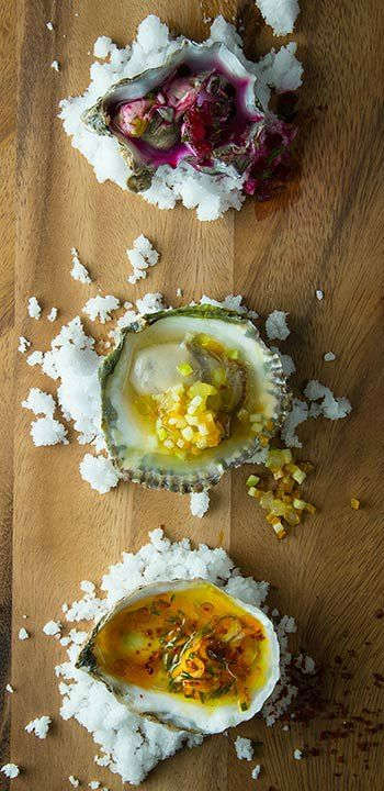 Throw your own oyster party!
