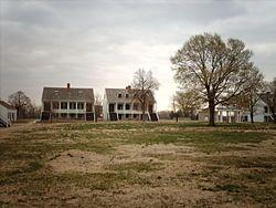 Fort Scott National Historic Site - Kansas