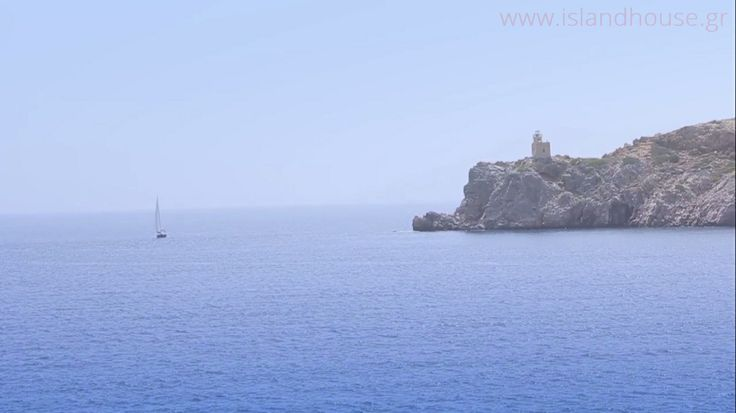 The light blue of the Aegean Sea, at the island of #Ios! Visit www.islandhouse.gr
