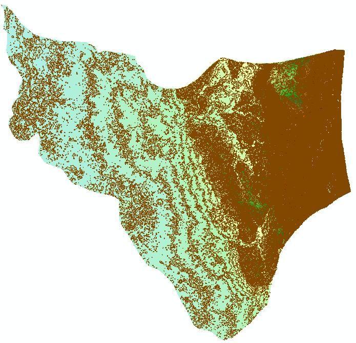 Tutorial de álgebra de mapas en ArcGIS - Agua y SIG