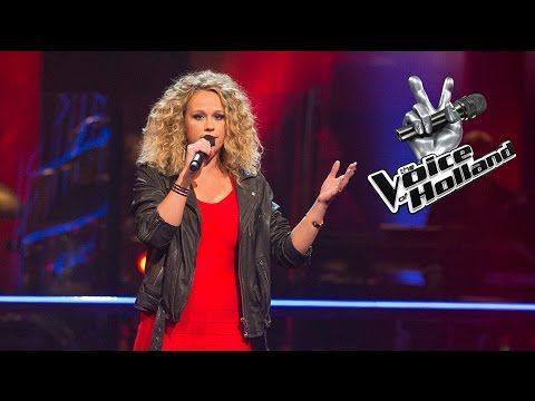 Elise de Koning – Break Free (The Knockouts | The voice of Holland 2015) - YouTube