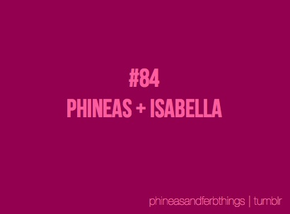 25 Best Ideas About Phineas And Isabella On Pinterest