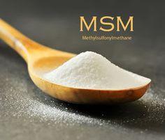 Natürlich Gesund: MSM Organischer Schwefel entgiftet den Körper