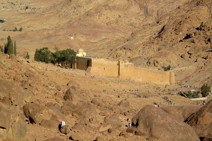 Photo of the Week: Saint Catherine's Monastery, Egypt