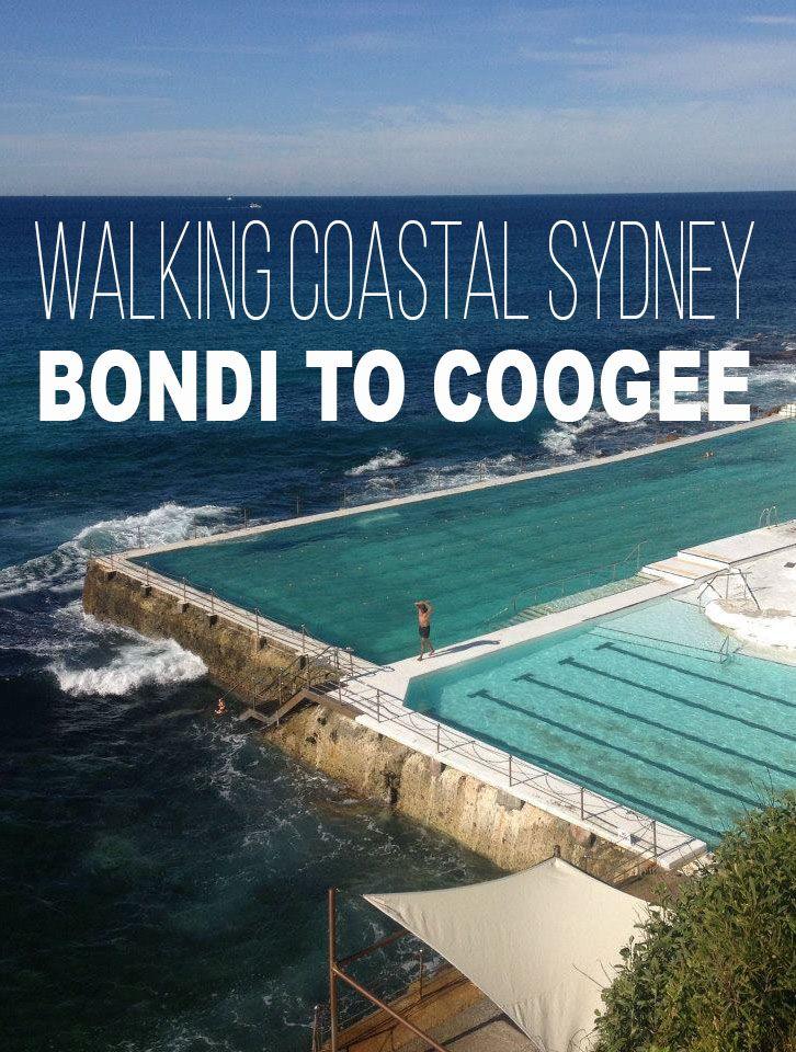 Walking Coastal Sydney: Bondi to Coogee    © Joyce Dekkers    Via @vegannomad