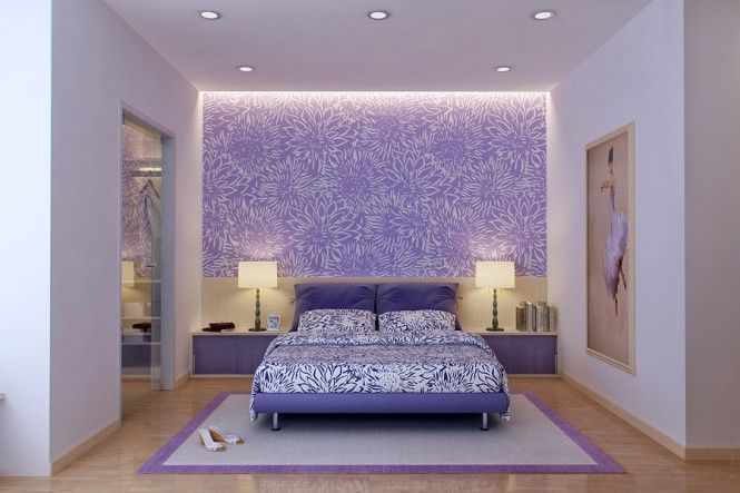 Love the hues and the low bed.