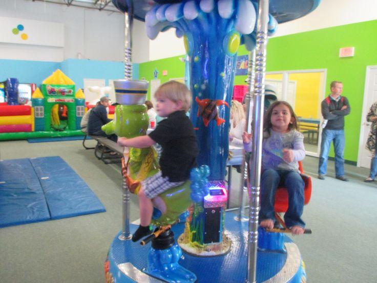 Bounce away today at Fun City!