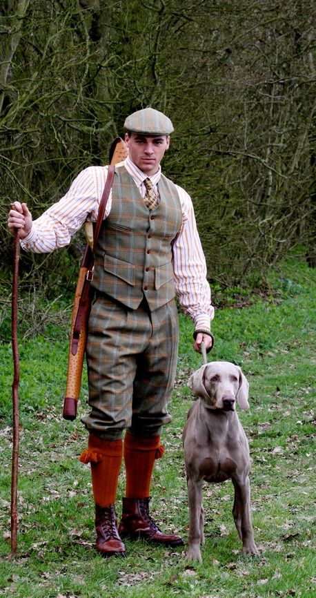 Super Breeks in Grouse | Mens Tweed Breeks | Mens Tweed | Holland Cooper - Luxury Country Clothing from Holland Cooper - Tweed with a Twist