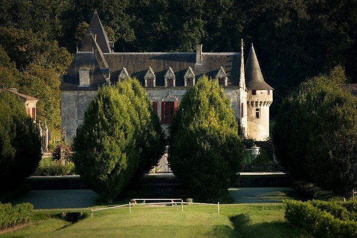 Chateau olivier graves pessac leognan wine dine for Chateau olivier