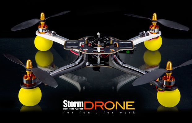 STORM Drone FF Flying Platform - The 10 Best Drones For Sale Right Now | Complex
