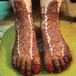 Newest Amazing Bridal Mehndi Designs Collection 2016-17 Fashion