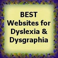 Learning disabilities: Websites intended to help students with dyslexia or dysgraphia to gain literacy skills.