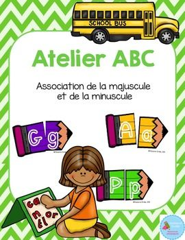 ***This product is 50% for the first 48 hours!***Voici un atelier d'association…