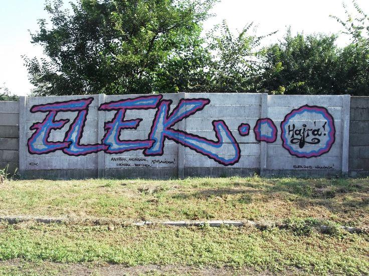 Elek (Békés megye) 2012