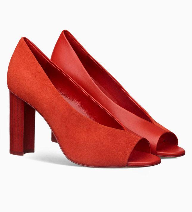 Модные и удобные туфли на каблуке — главная весенняя обновка