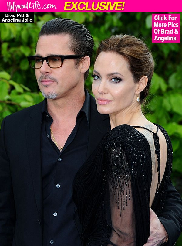 Brad Pitt & Angelina Jolie Heading Towards Divorce? The Truth