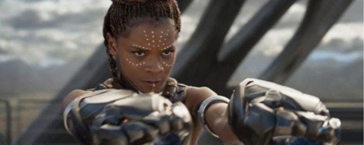 'Vengadores: Infinity War': Letitia Wright Shuri en 'Black Panther' también estará en la película
