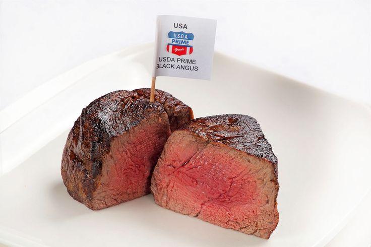 Black Angus-steak