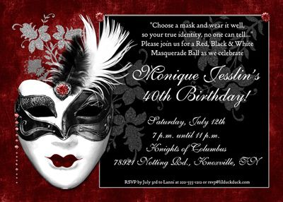 Best Masquerade Party Images On Pinterest Masquerade Ball Mask - Party invitation template: masquerade party invitation template