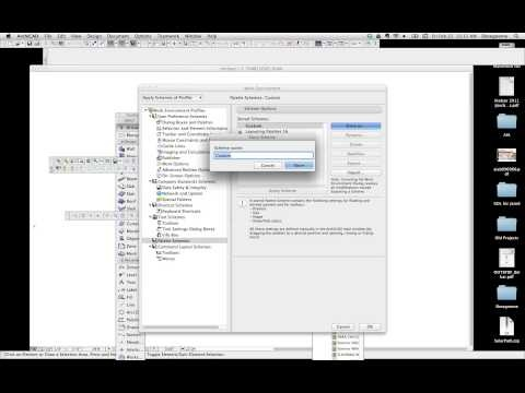 ArchiCAD Tip #17: The Basics of setting Work Environments plus importing and exporting them