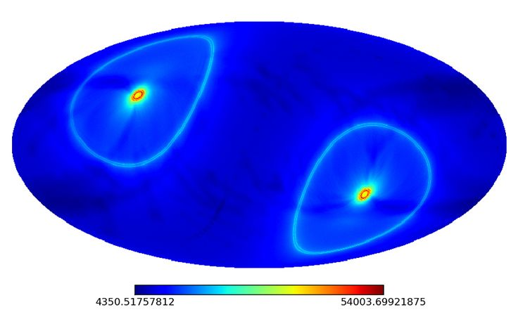 Ring-like patterns in primordial radiation suggest a universe existed before the big bang, according to a controversial new study.