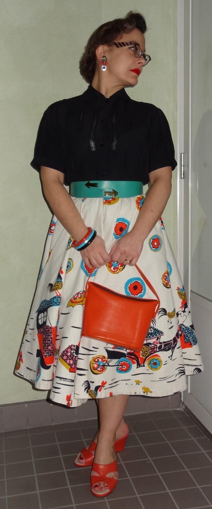 Vintage Days superb skirt