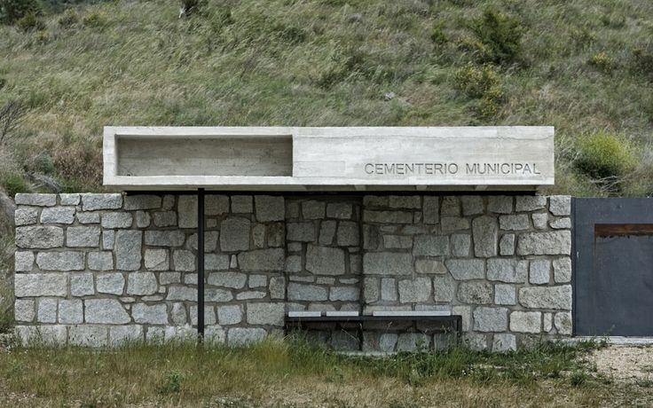 Columbario en Robregordo_9