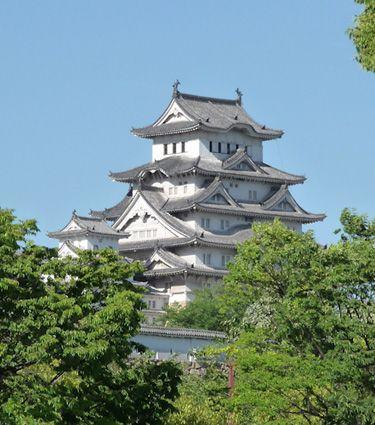 Himeji Castle, Hyogo.
