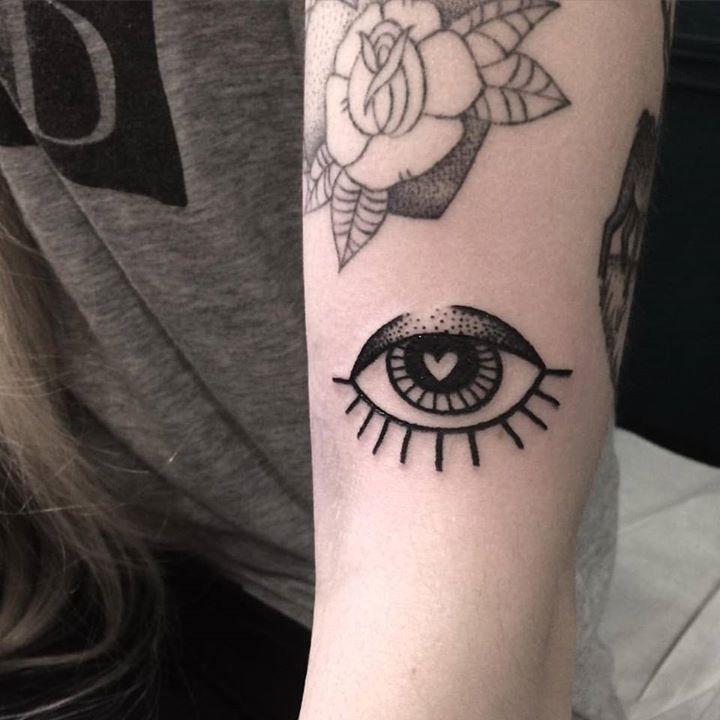 Image result for tattoos of eyes