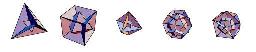 Mathworld wolfram - platonic solids