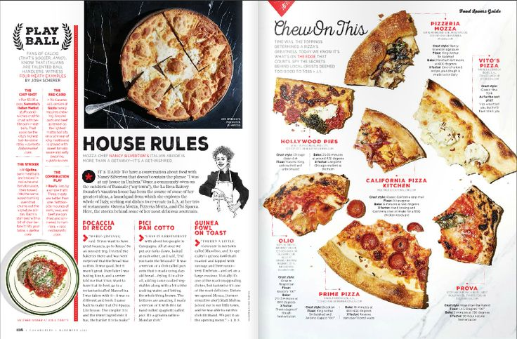 Los Angeles magazine Nov 2015