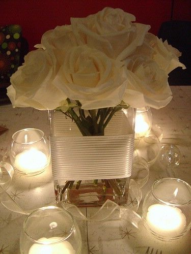 budget wedding centerpieces - Google Search
