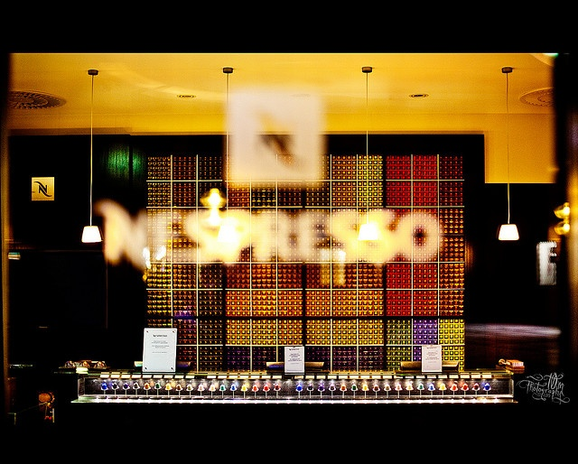 Nespresso store at Munich