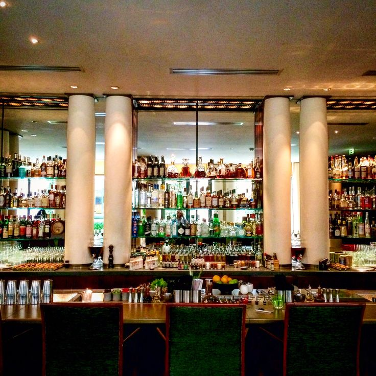 Park hyatt paris Vendome Tequila, Gin, Vodka