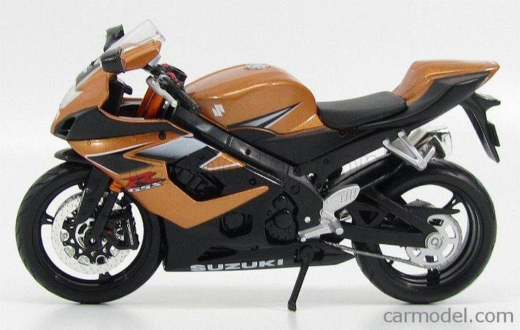 MAISTO 31101 1/12 SUZUKI GSX R1000 2009