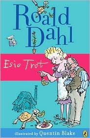 This was my first Roald Dahl book. He is my favorite children's author. All of my children will read his books.