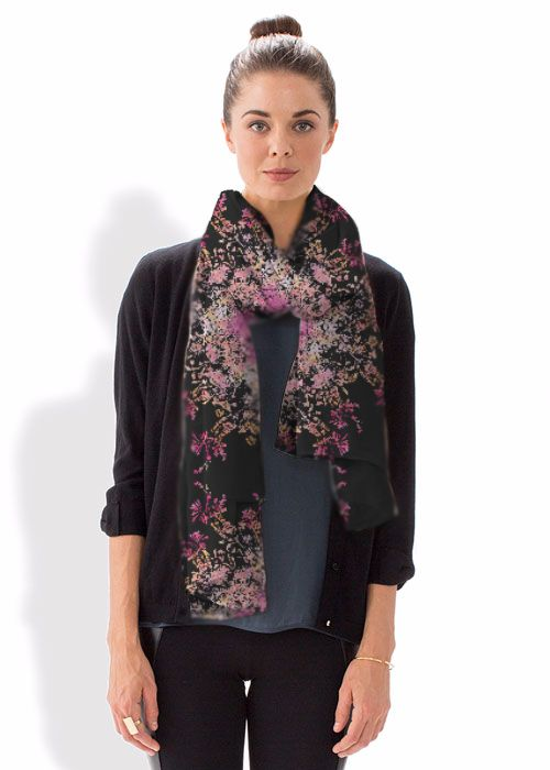 Modal Scarf - Cathys Mirror by VIDA VIDA
