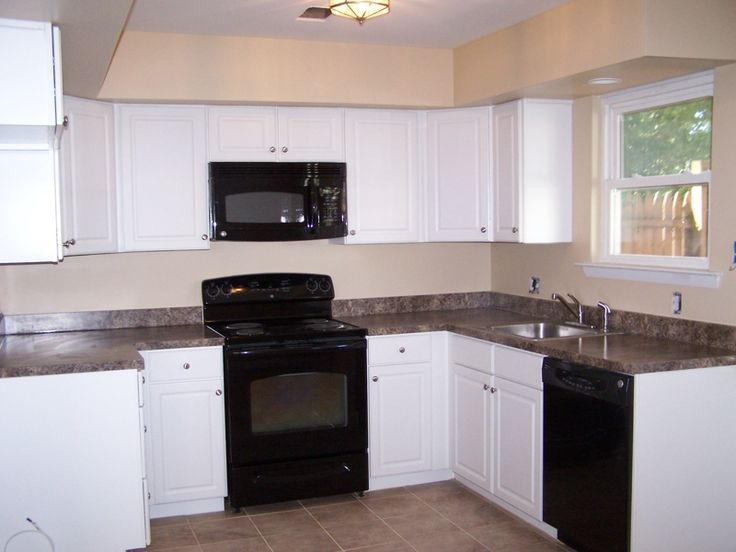 off white kitchen with black appliances. quakertown 4 bedroom house for sale kitchen black appliancesdark off white with appliances h