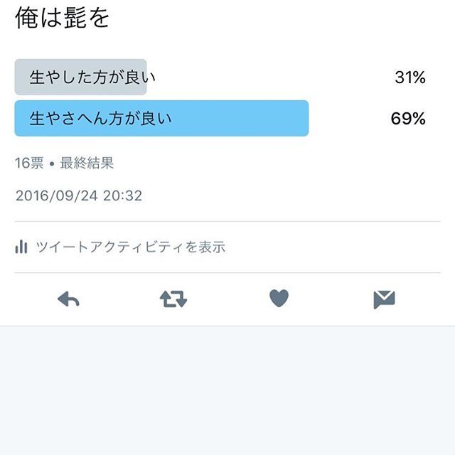 【naoto.tokura】さんのInstagramをピンしています。 《【Twitterアンケート結果】 現実を受け止めきれません。笑  #Twitter #笑 #アンケート #instagram #love #❤️ #大人 #かっこいい #ビキニ #海 #アクセサリー #ヒゲ #髭 #ひげ #おしゃれ #出会い #スタバ #ギャル #カラオケ #歌手 #パーティー #Music #Japan #マツエク #travel #詐欺 #お金 #カラコン #パリピ #クラブ》