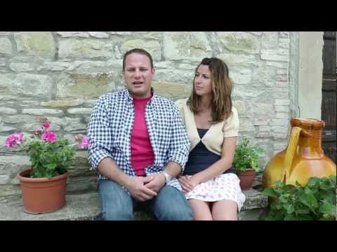 *VIDEO* Two young American expats found home in Le Marche. A short story of how Ashley & Jason Bartner moved to Italy from Brooklyn, NY to start La Tavola Marche (farm, inn & cooking school). Jason shares a brief but informative cooking lesson on how to make Pasta with Zucchini.  http://www.latavolamarche.com
